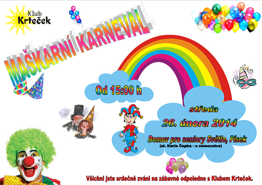 Krtečkovský karneval